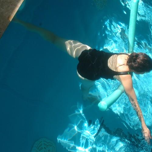 התעמלות במים